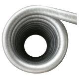 Tubo de barbatana extrudado de aço inoxidável para trocador de calor