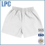 Los cortocircuitos polivinílicos del algodón P.E. para el muchacho se divierten cortocircuitos
