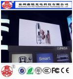 Cor cheia ao ar livre de painel de indicador do diodo emissor de luz P10 da alta qualidade para anunciar a fábrica direta