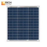 сила поликристаллической панели солнечных батарей фотоэлемента 35W удобная солнечная