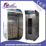 Apparatuur 32 het Deeg Proofer van de bakkerij van het Brood van Dienbladen voor het Vergisten van het Brood