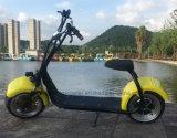 """""""trotinette"""" grande fresco elétrico de duas rodas de Citycoco Harley do balanço do """"trotinette"""""""