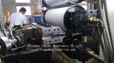 GPPS에 의하여 서리로 덥는 단단한 위원회 밀어남 선 GPPS 유포 장 밀어남 기계장치