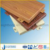 Het houten Comité van de Honingraat van het Aluminium voor Binnenlands Decoratief Meubilair