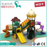 Скольжение Playsets детей спортивной площадки высокого качества напольное (KP151126)