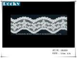 Merletto accessorio del poliestere del testo fisso libero del merletto di Oeko