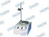 Misturador magnético termostático do agitador do aquecimento