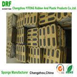 EPDM esponjosos de espuma NBR espuma para aislamiento de sello Resistencia al aceite