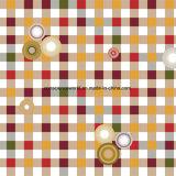 a manta Pigment&Disperse do círculo 100%Polyester imprimiu a tela para o jogo do fundamento
