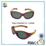 Le nylon acrylique de lentilles de belle configuration polarisé badine des glaces de Sun
