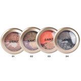 El profesional determinado de Pallete del sombreador de ojos de la pintura de fondo mineral de la gama de colores compone Es0315