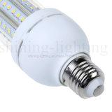 la iluminación ahorro de energía de la luz material ignífuga del maíz de la lámpara PBT del bulbo de 7W E27 enciende el LED