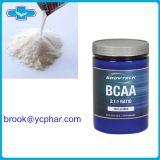 Os suplementos à nutrição do pó do Bodybuilding ramificaram o ácido aminado Chain Bcaa