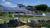 pompe 15kw solaire automatique pour le contrôle de désertification