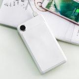 Côté neuf conçu du pouvoir 20000mAh avec le chargeur mobile portatif de pouvoir de DEL