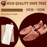 Kundenspezifische preiswerte hölzerne Schuh-Bahre, Schuh-Baum