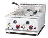 Fryer газа Counter-Top Горяч-Сбывания глубокий для коммерчески кухни