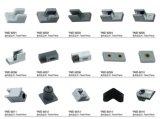 Accessoires de douche Frameless pour accessoires de matériel général, simples, coulissants, pièces fixes / bandes étanches, couverture décorative