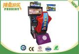 Münzensimulator-Video überholte laufendes Auto-Säulengang-Spiel-Maschine