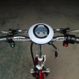 Erwachsener 500W, der drei Rad-elektrischen Mobilitäts-Roller mit Korb faltet