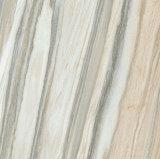 Azulejo de suelo del material de construcción, azulejo de la porcelana, azulejo de suelo esmaltado lleno de la porcelana, baldosa cerámica de la copia de mármol para la decoración casera