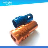 Части заряжателя автомобиля CNC изготовленный на заказ точности изготовления подвергая механической обработке алюминиевые