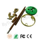 Nauwkeurige CNC die Machinaal bewerkt/de Delen van het Metaal machinaal bewerken