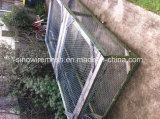 Гальванизированное сетки мелкоячеистой сетки PVC плетение провода Coated шестиугольное