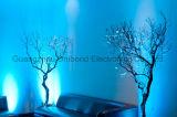 Prezzo più basso! ! ! Indicatore luminoso piano di PARITÀ dell'indicatore luminoso di PARITÀ della fase di colore completo in-1 LED di alta qualità 7PCS 10W RGBW 4
