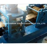 Machine de roulement solaire de bride de structure de support