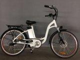 E-Bici agradable y barata de la ciudad con el pedal asistido
