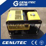 10kVA het water koelde Diesel van 2 Cilinder Draagbare Generator (Changchai EV80)