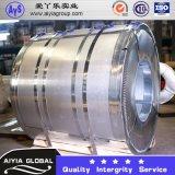 Bobina de acero Sgh340 del alto del cinc de construcción del material de Structual Galvalume de la hoja de acero