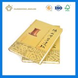 Impression de livre de livre À couverture dure de fournisseur de livre de la Chine (impression de livre d'histoire)
