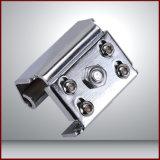 Portas da segurança da entrada do metal