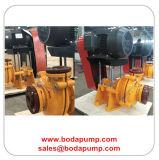 Machine de pompage de chrome de boue élevée de traitement minéral