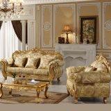 Sofá de madera para los muebles y los muebles caseros (D619D) de la sala de estar