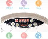 Todos en un Massager del baño del BALNEARIO del pie con masaje del balanceo, las burbujas O2, el tiempo y la visualización de LED del control de la temperatura mm-618 de Digitaces