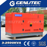 Gerador Diesel silencioso super 10kVA-37.5kVA de Yangdong com ATS