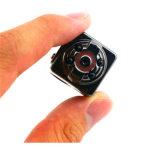Mini DV registrador de HD 1080P do movimento 12MP da deteção da câmera a menor cheia