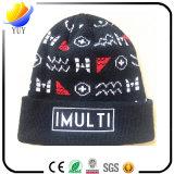 Inverno encantador todos os tipos de chapéus do inverno
