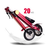 Wind Rover Electric Motorcycle Foldable Bike com Bluetooth e APP