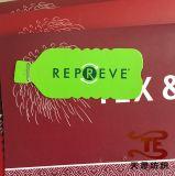Le modifiche di Repreve hanno riciclato il tessuto riciclato tessuto di seta naturale degli assegni dell'ombra del poliestere per Workwear e l'uniforme