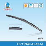Carall T180のユニバーサルタイプ自動予備品2017年の車のアクセサリOEMの品質の風防ガラスハイブリッドワイパー刃
