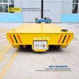 Оборудование автомобиля вагонетки электрического рельса пользы гаража плоское регулируя