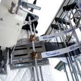 Ctf4 het Watteren van de Grens van de Matras de Machine van de Ritssluiting
