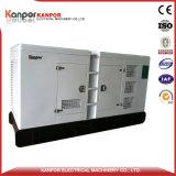 120kVA ультра молчком тип тепловозный генератор для резиденции виллы