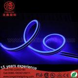 Wasserdichte LED-kühle weiße flache flexible Neonlichter für Gebäude-Dekoration