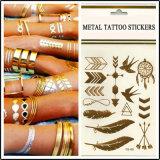 Hete het Stempelen Folie voor de Stickers van de Tatoegering