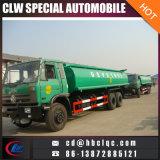 Petroleiro Diesel do caminhão da embarcação do transporte do combustível da boa qualidade 20m3